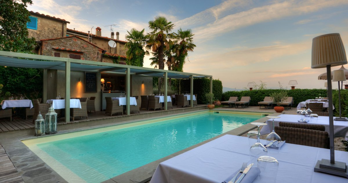 Villa Sassolini Luxury Boutique Hotel