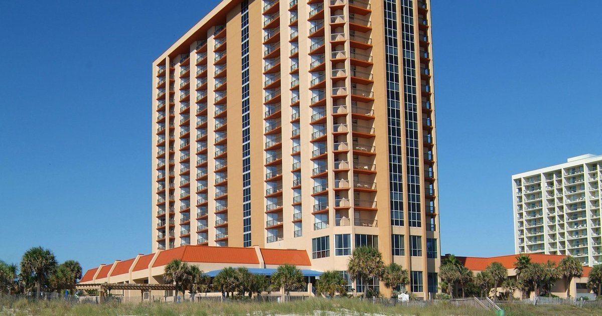 Embassy Suites Myrtle Beach Oceanfront Resort
