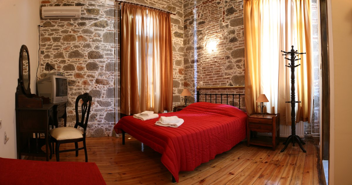 Olympias Traditional Luxury Rooms