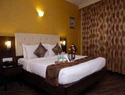 Top-6 hotels in the center of Nagpur