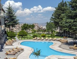 Uchisar hotels with swimming pool