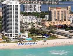 Sunny Isles Beach hotels with swimming pool