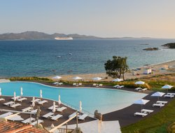 Olbia hotels with swimming pool