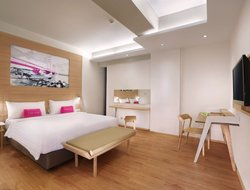 Top-4 hotels in the center of Palembang