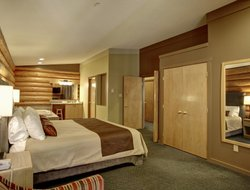 Parksville hotels with restaurants