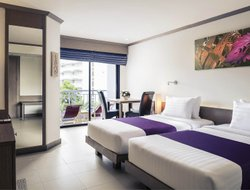 Business hotels in Bang Lamung