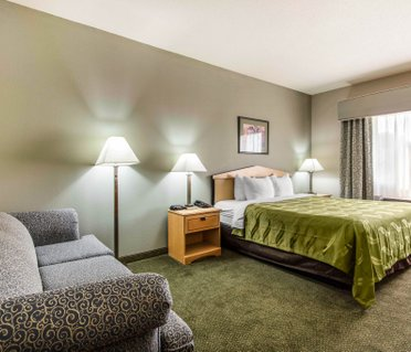 Quality Inn and Suites Jackson Int'l Airport