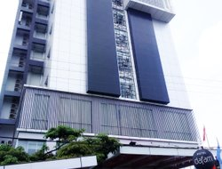 Top-10 hotels in the center of Pekanbaru