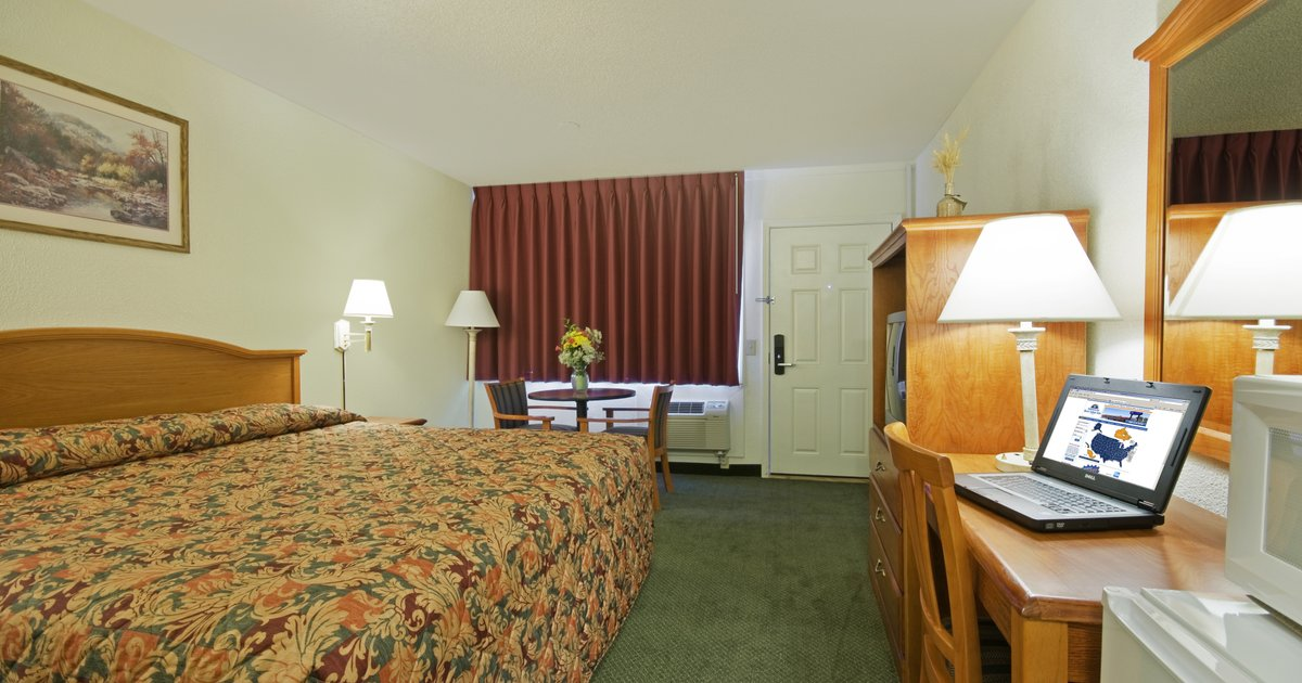 Americas Best Value Inn - Pendleton