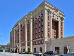Top-3 hotels in the center of Pikeville