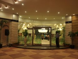 Top-10 hotels in the center of Raipur