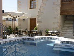 Top-10 hotels in the center of Rethymno