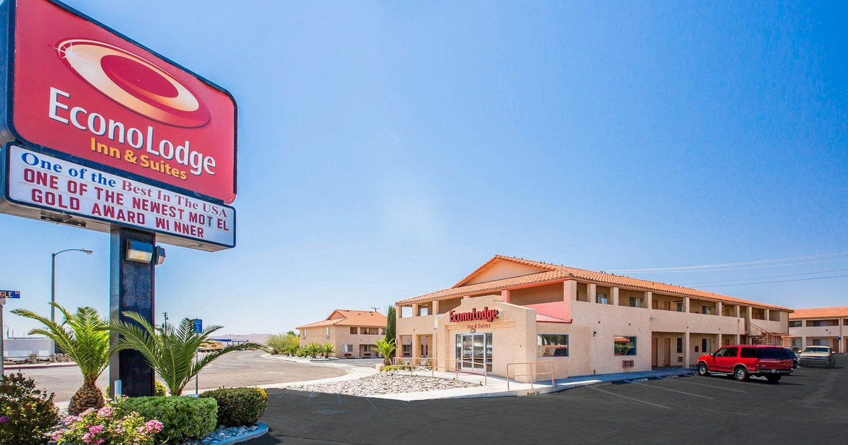 Econo Lodge Inn & Suites near China Lake Naval Station