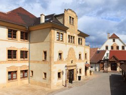 Pets-friendly hotels in Rouffach