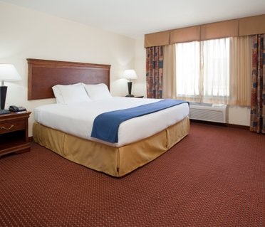 Holiday Inn Express Salt Lake City - Airport