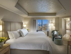 San Francisco hotels with sea view