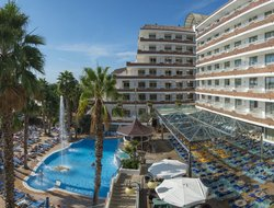 Santa Susanna hotels for families with children