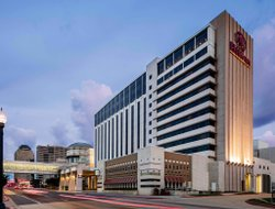 Top-4 hotels in the center of Shreveport