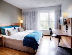 Top-5 hotels in the center of Silkeborg