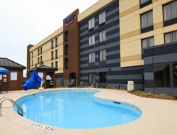 Business hotels in Simpsonville