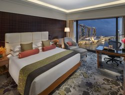 Singapore hotels with sea view