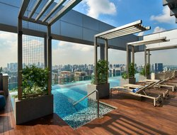 Singapore hotels with panoramic view