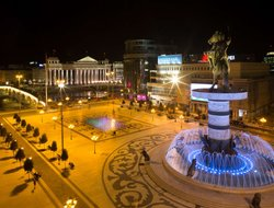 Business hotels in Macedonia