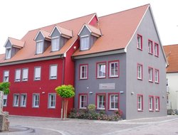 Top-3 hotels in the center of Veitshoechheim