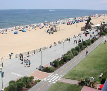 Hampton Inn Virginia Beach Oceanfront North