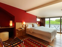 Belgium hotels with lake view