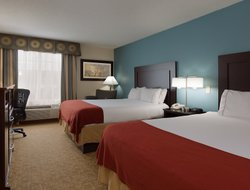 Top-10 hotels in the center of Winston Salem