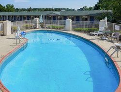 Pets-friendly hotels in Wytheville