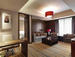 Yangzhou hotels with swimming pool