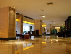 Top-10 hotels in the center of Yiwu