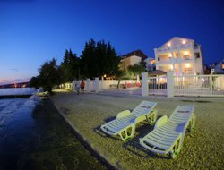 Top-4 romantic Zadar hotels