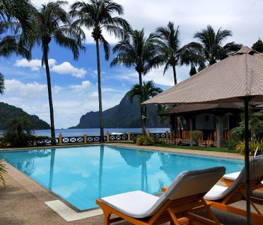Garden Bay Beach Resort El Nido