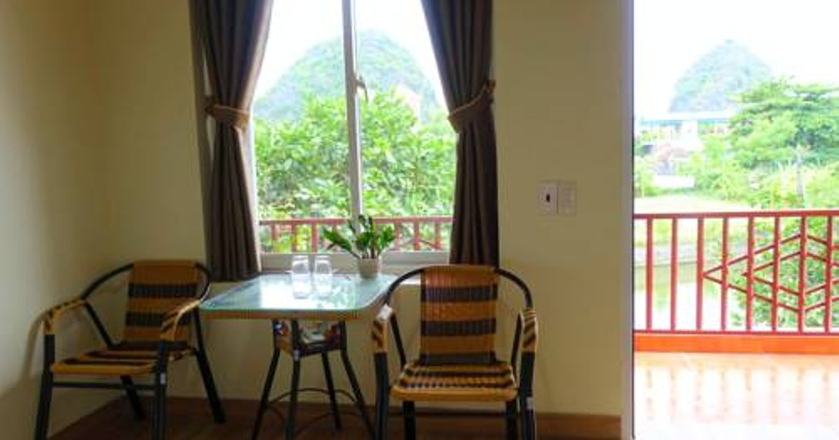 Ninh Binh Mountain Side Homestay & Cafe