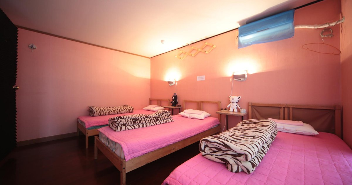 Comeinn Guesthouse Hongdae - Female Only