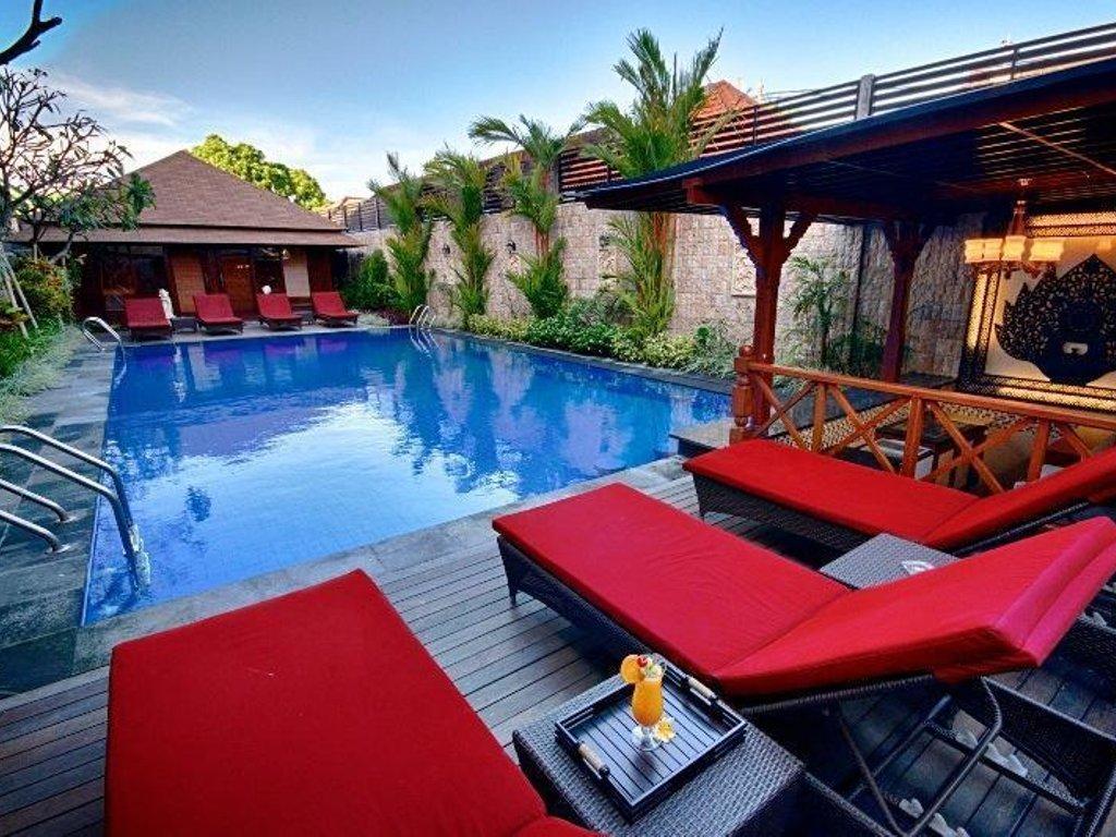 Swimming pool Sanur Hotels