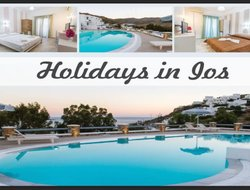 Ios Island hotels with swimming pool