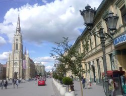 Top-10 hotels in the center of Novi Sad