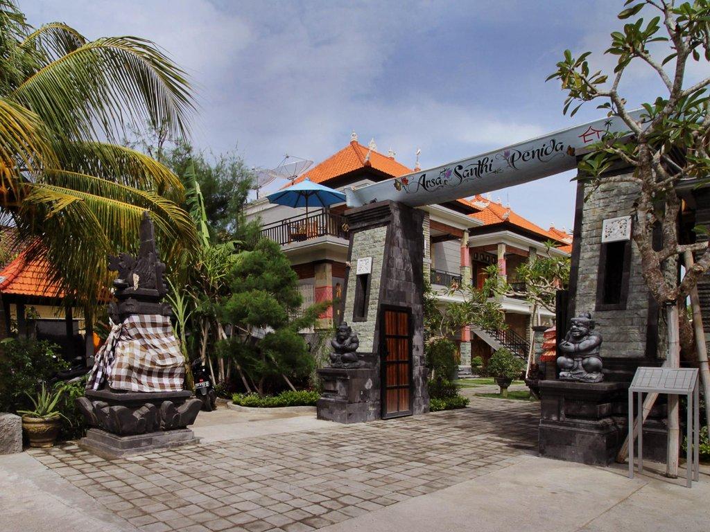 Hotel di Nusa Penida Bali