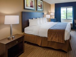 Port Huron hotels with restaurants