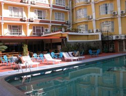 Top-10 hotels in the center of Kathmandu