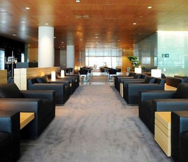 Отель Air Rooms Barcelona Airport by Premium Traveller