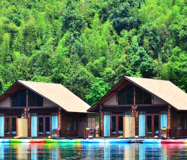 500 Rai Floating Resort
