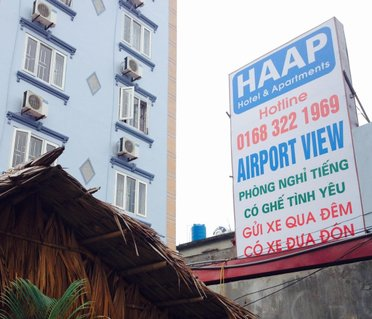 Airport View Hostel by HAAP