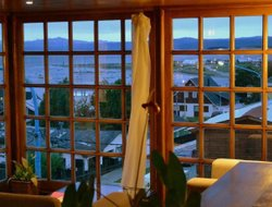 Ushuaia hotels with lake view