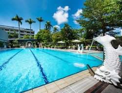 Kaohsiung hotels with swimming pool