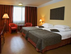 Top-3 hotels in the center of Iisalmi